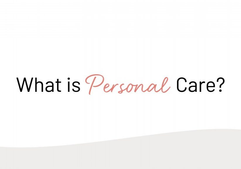 what is personal care